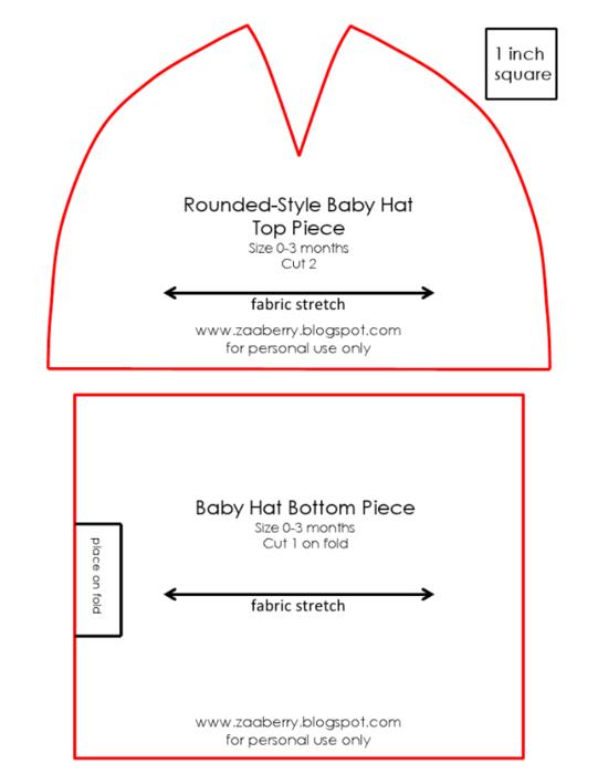 Как сшить шапку носок своими руками и выкройки