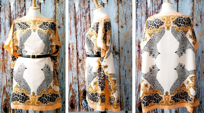 Вторая жизнь платка: Группа Мода и стиль