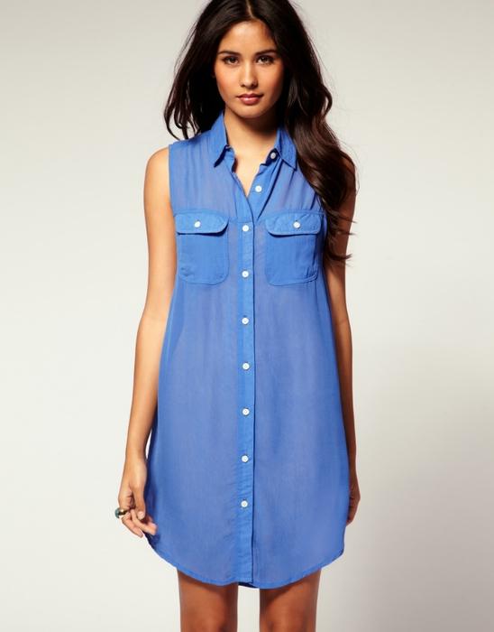 коллекция летних платьев от известных дизайнеров