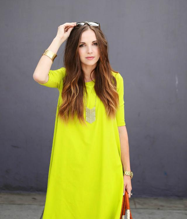 Модное летнее платье своими руками