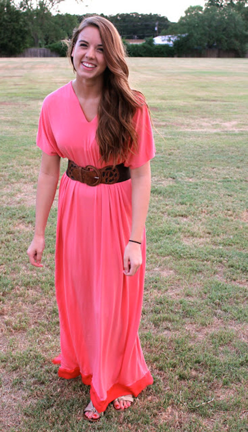 Как сшить платье своими руками мастер класс