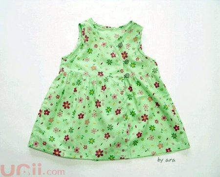 выкройки детского нарядного платья