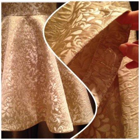 Коктейльное платье: выкройка и мастер класс по кройке и шитью