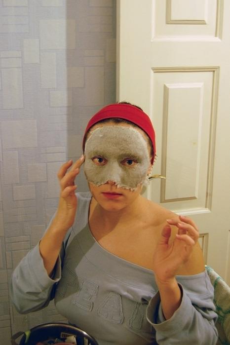 Основа для маски из папье маше своими руками 7