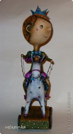 Как сделать куклу из папье маше: мастер класс по изготовлению кукол своими руками