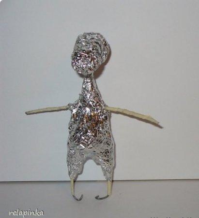 Как сделать игрушечные фигурки из папье маше: мастер класс по изготовлению