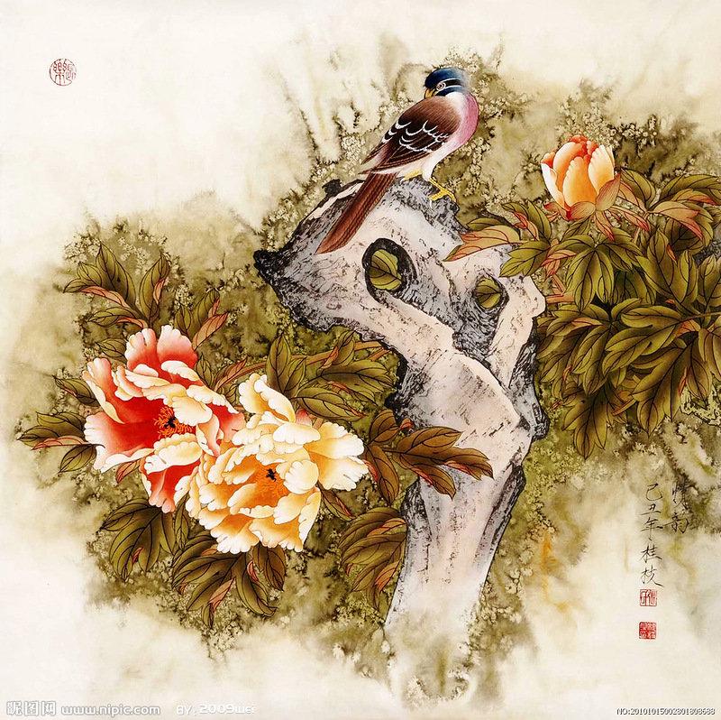 Вышивка крестом китайские схемы скачать бесплатно