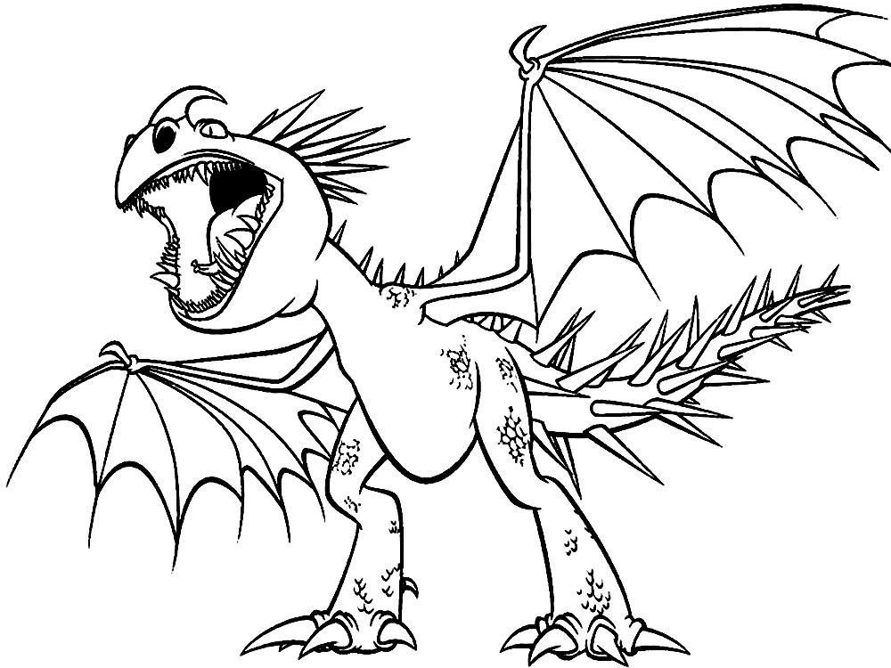 драконы в как приручить дракона фото