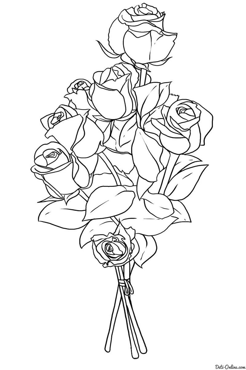 Вязание крючком розы схема видео фото 95