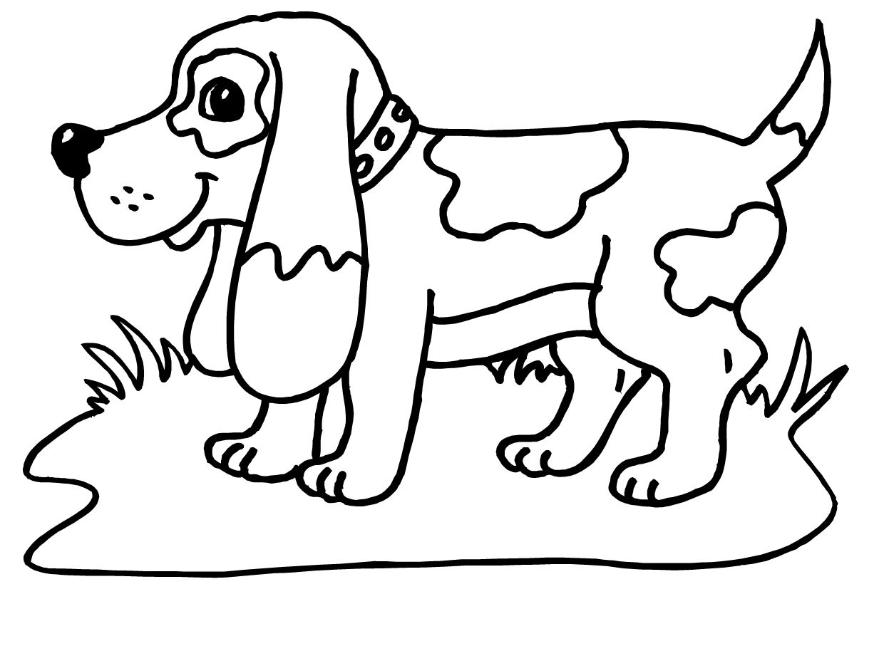 Realistic lab dog coloring pages - crazywidow.info