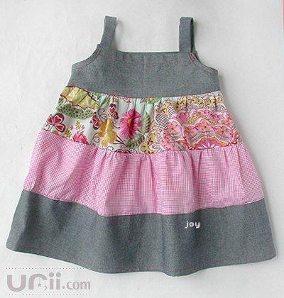 Платья на лето для девочки выкройка