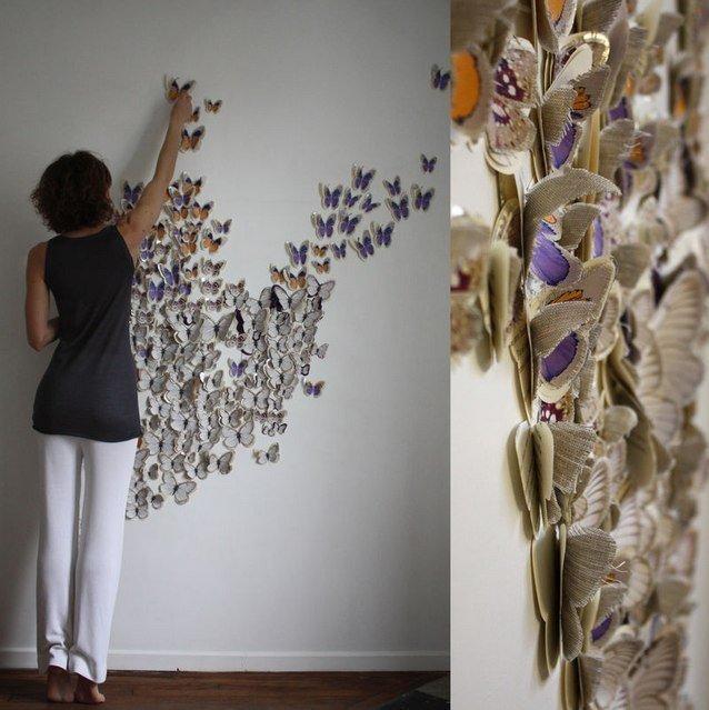 Идея для декора стены