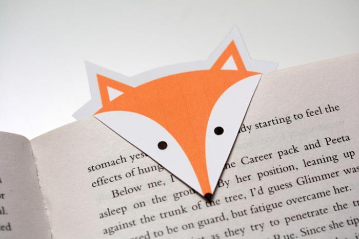 для книг из бумаги в виде