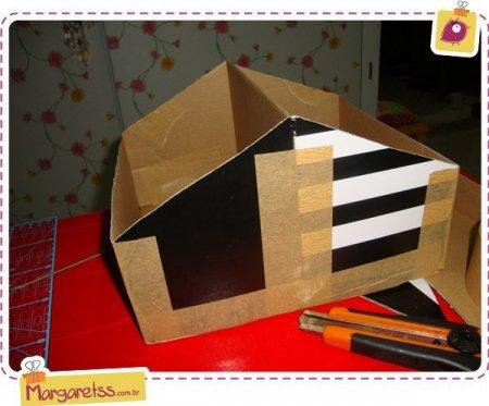 Как сделать органайзер своими руками из коробки видео - Компания Экоглоб