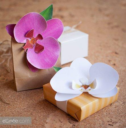 Лента для изготовления цветка