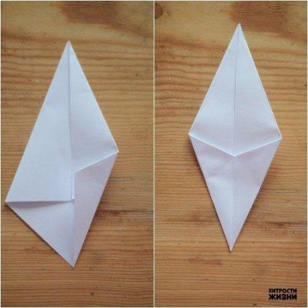 Схема модульного оригами видео фото 807