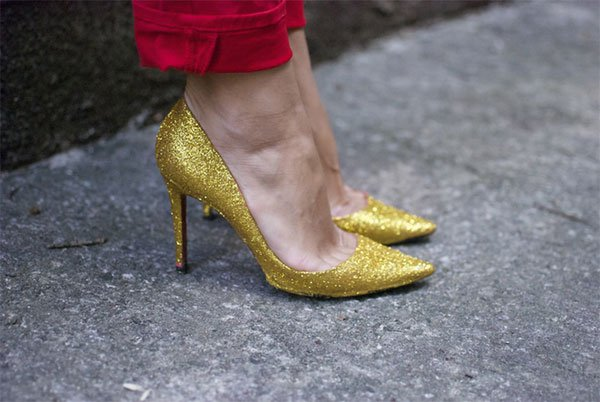Старые новые туфли своими руками