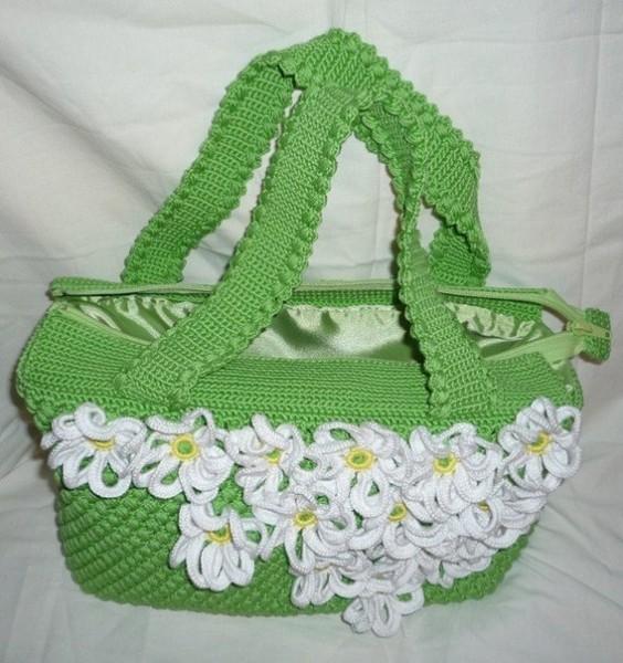 схема вязания крючком женской летней шапочки
