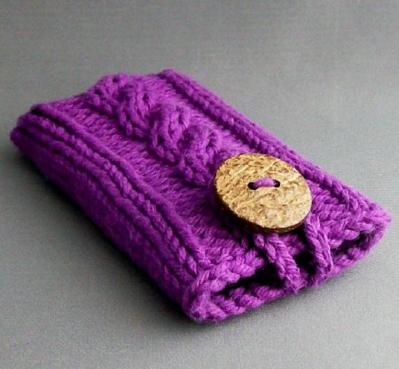 Схемы плетения чехлов для телефонов из бисера 195