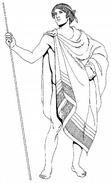 Древнейшая греция раскраска