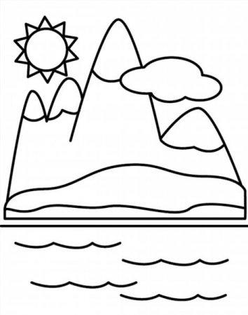 Медной горы хозяйка раскраски