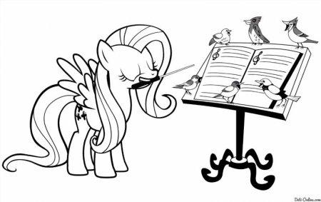 """Раскраски """"пони рарити"""" скачать и распечатать бесплатно"""