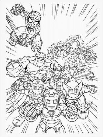 """Раскраски """"лего марвел супергерои"""" скачать и распечатать ..."""