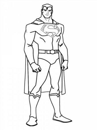 """Раскраски """"супергероев для мальчиков"""" скачать и ..."""