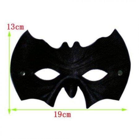 Как сделать маску для хэллоуина для девочек
