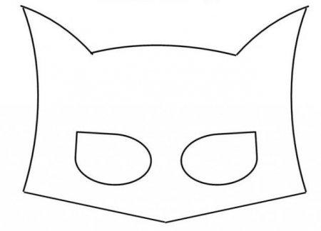 Маска бэтмен своими руками 47