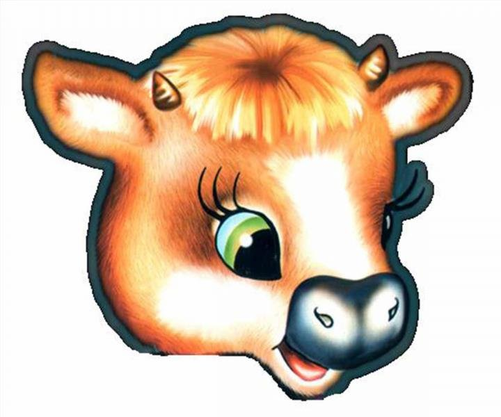 Шаблоны масок животных для детей скачать бесплатно