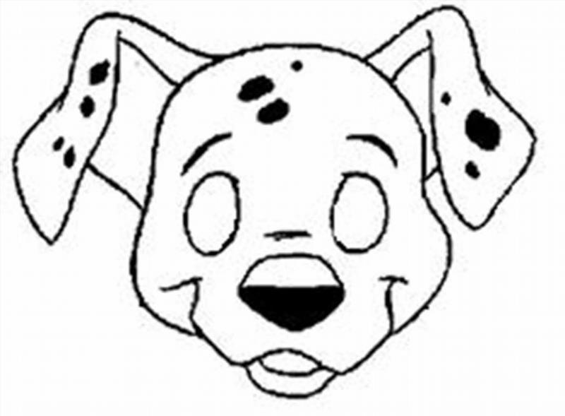 Как сделать голову собаки из бумаги своими руками
