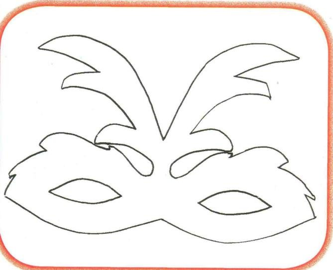Как сделать маску из бумаги своими руками для детей