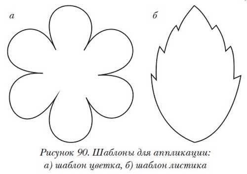 Цветы из бумаги шаблоны для вырезания
