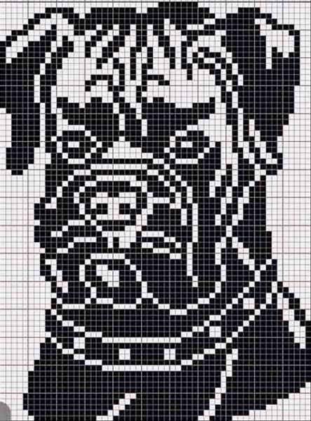 Рисунки для вышивка лентами 474