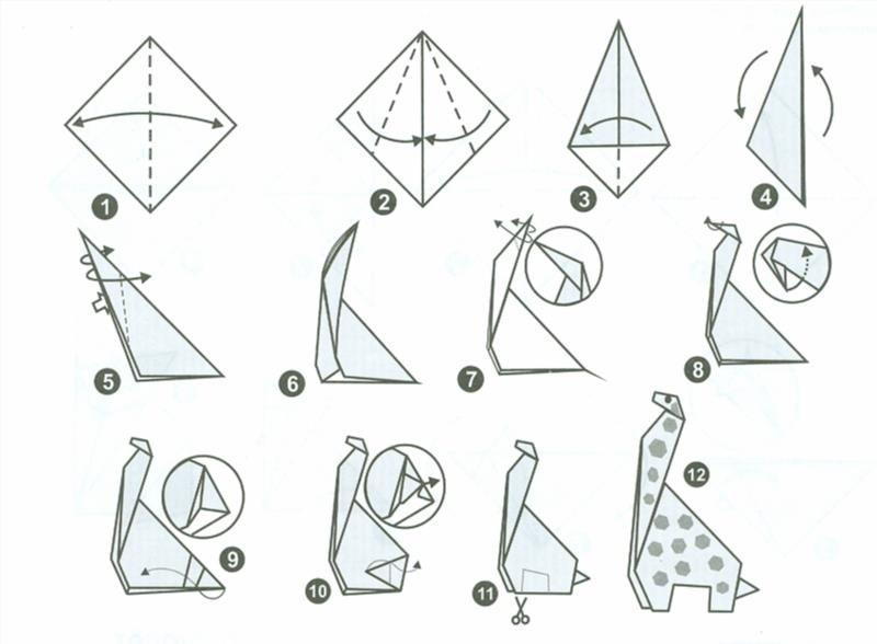 Как сделать из бумаги технику 730