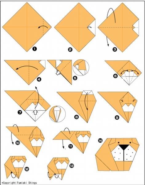Как сделать из бумаги технику 80