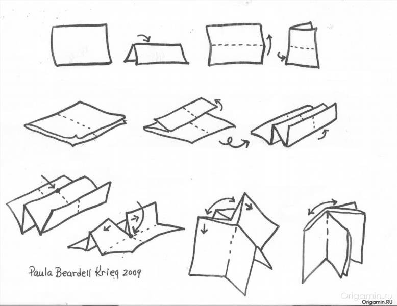 Книга оригами своими руками фото