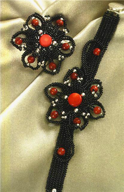 Схема плетения браслета из бисера своими руками фото 599