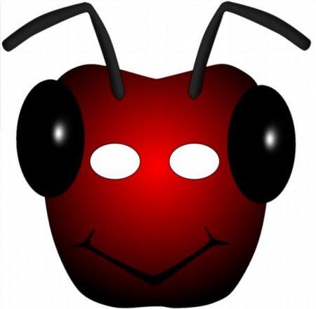 Маска муравья на голову для детей своими руками