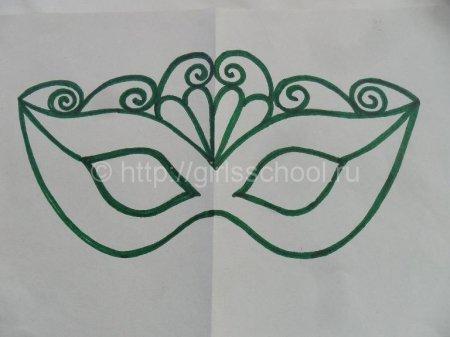 Схемы русских букв для вышивки 307