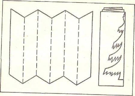 Шаблон рисунка для вышивки лентами