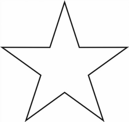 звезды шаблон скачать - фото 3