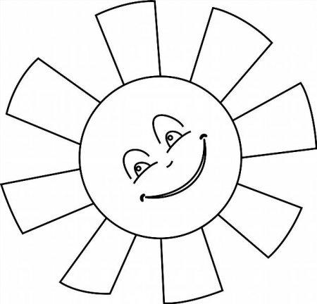 Трафарет солнца для вырезания из бумаги распечатать новые фото