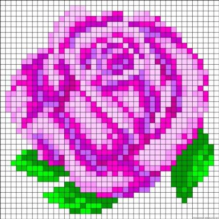 Как рисовать розу бесплатно