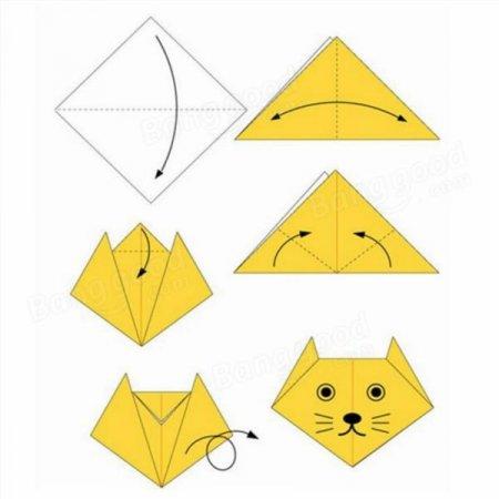 Как сделать из бумаги технику