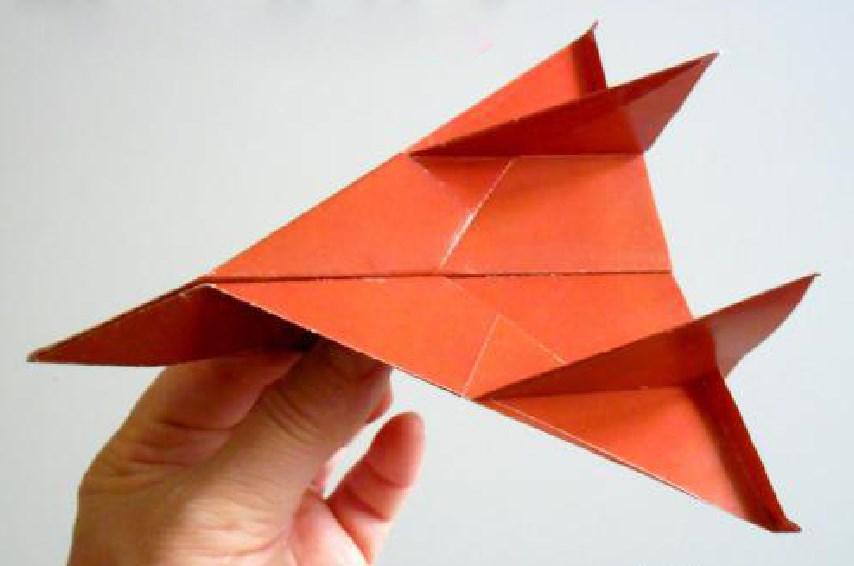 Самолёты из бумаги своими руками видео