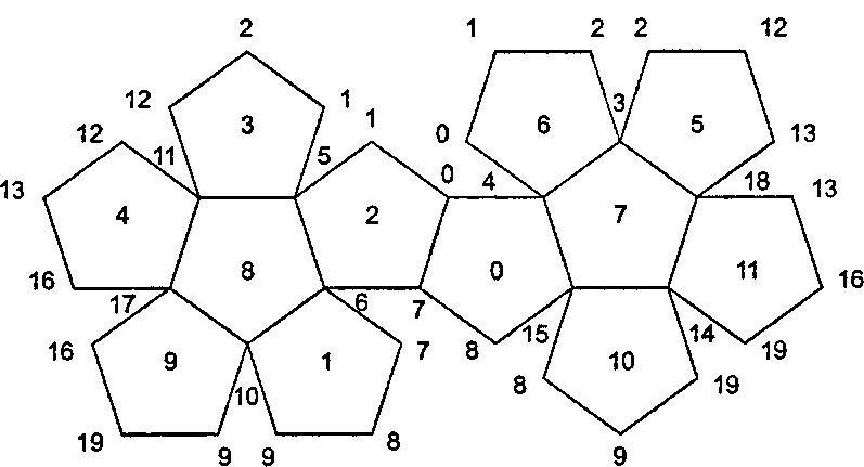Схемы сборки многогранников