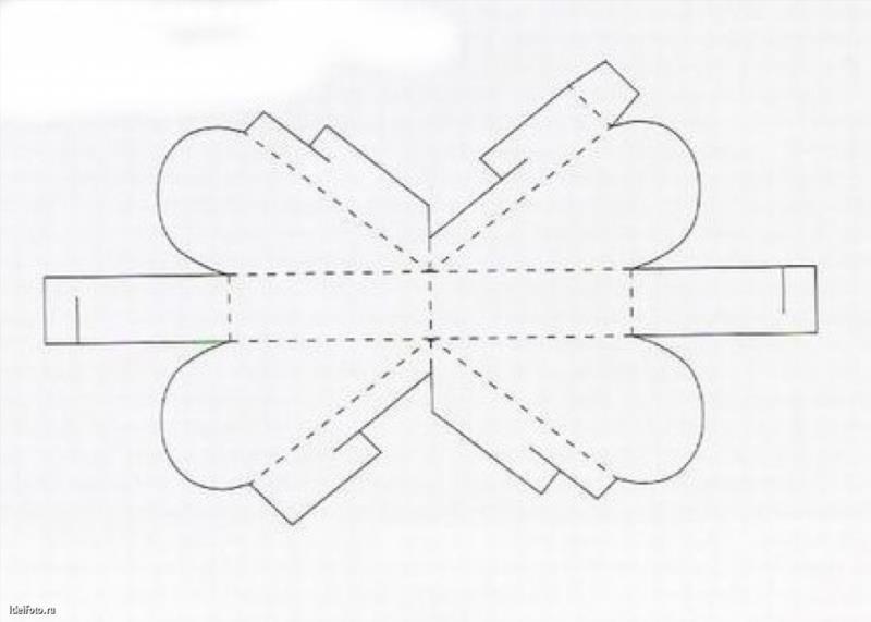 Оригами схемы из бумаги своими руками 4