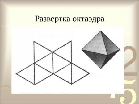 Как сделать равнобедренный треугольник из картона